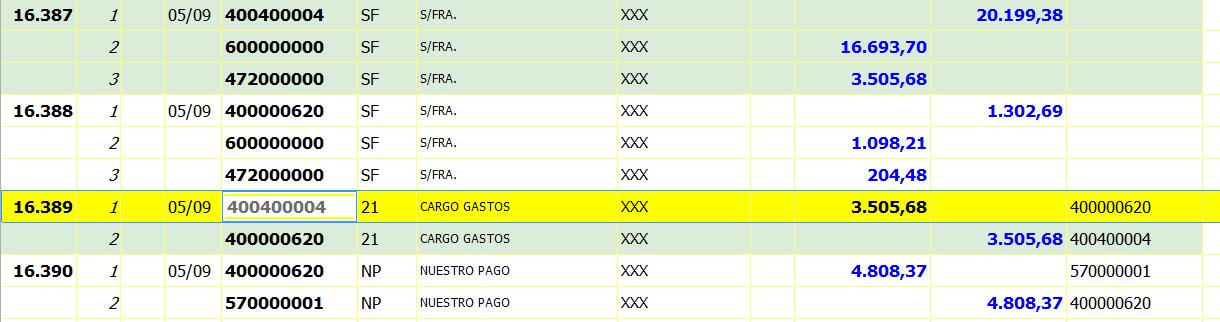 factura extrangero - Contabilizar importaciones no Comunitarias...