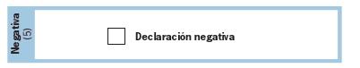 NEGATIVA-MOD111