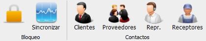botones apliges menu - Gestión Comercial Facturación APLIGES SQL