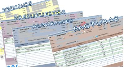 pantallas documentos apliges sql - Gestión Comercial Facturación APLIGES SQL