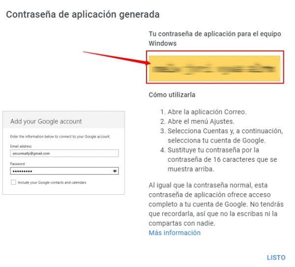 google 5 600x543 - Uso del envío de email desde Apliges_SQL usando cuentas gmail a partir de Febrero del 2021